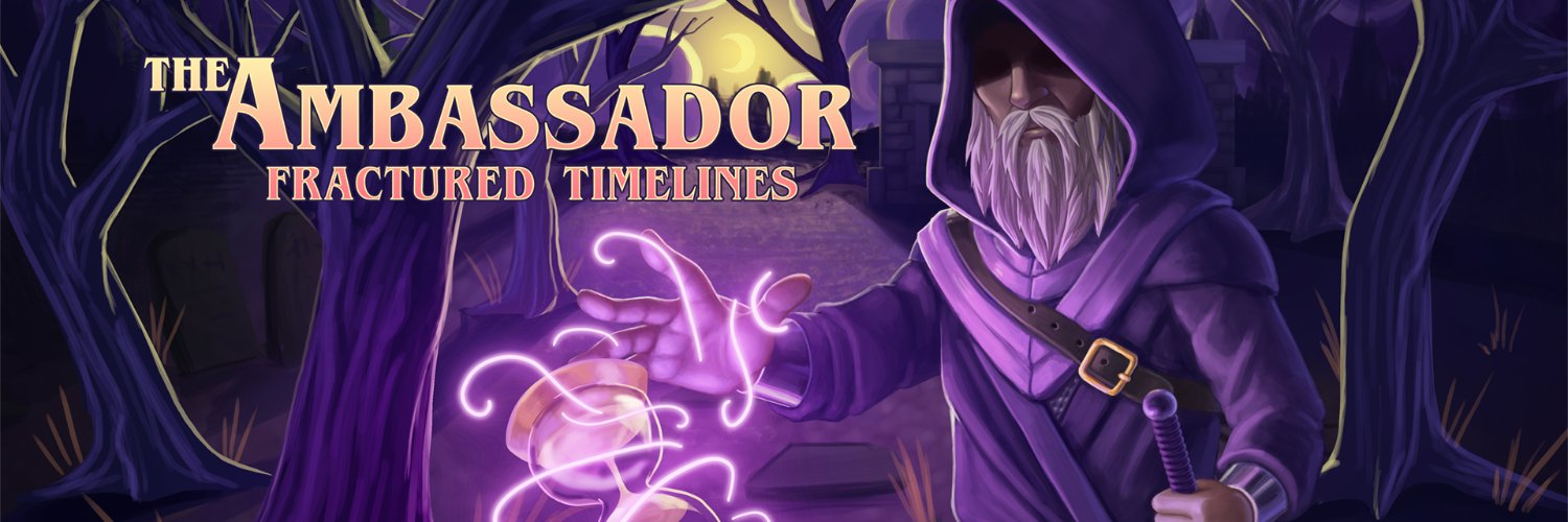 The Ambassador: Fractured Timelines brings forth twin stick sword and sorcery