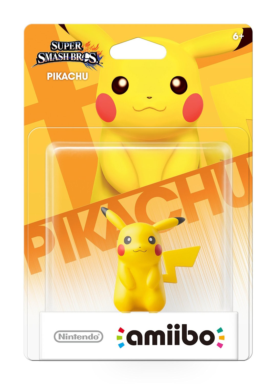 Hoy es Navidad, qué te han regalado o te regalarán Amiibo-pikachu
