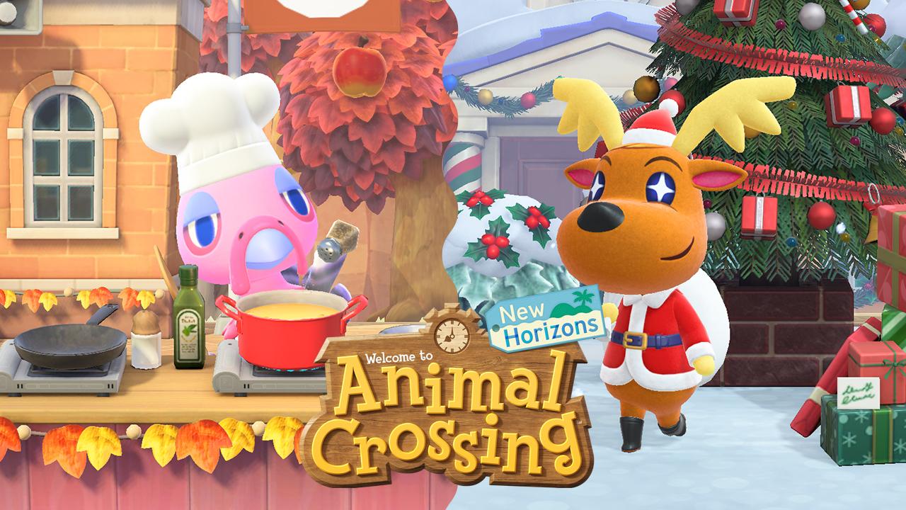Animal Crossing reveals its next big free update