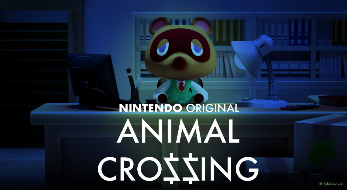 Tom Nook will take all of your money in Animal Crossing for