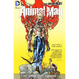 Animal Man: the Hunt