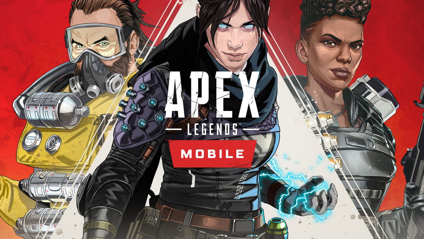 Apex Legends Mobile officially revealed