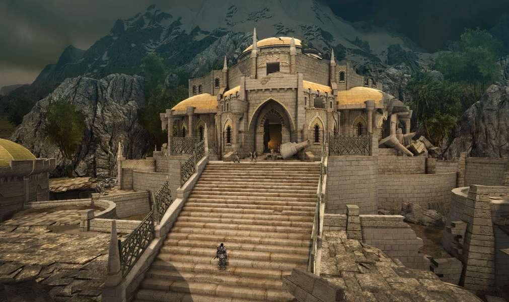 arcania screenshot three