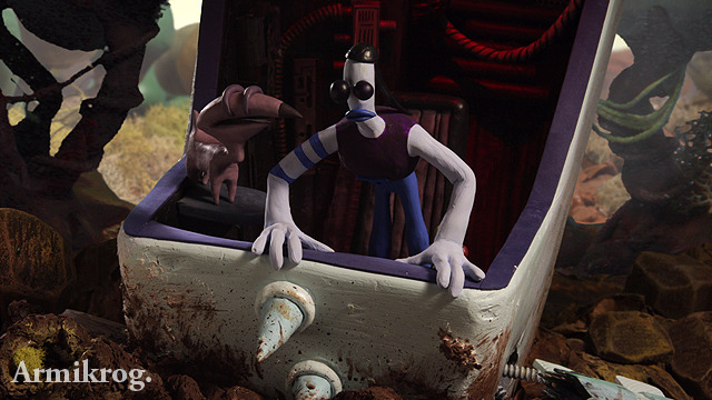 Kickstart This: The delightful claymation Armikrog has just two days left to get funded