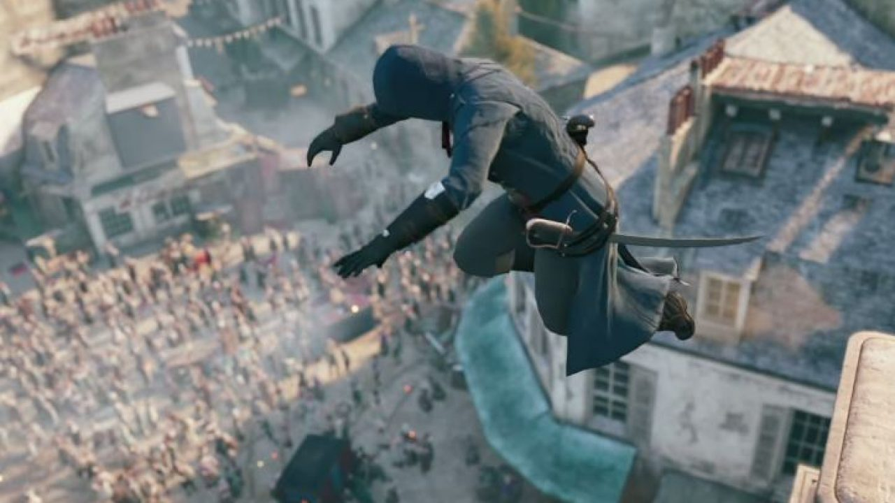 Assassin S Creed Unity Reveals The French Revolution Video