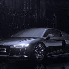 Final Fantasy XV & Audi's special edition R8 will go on sale