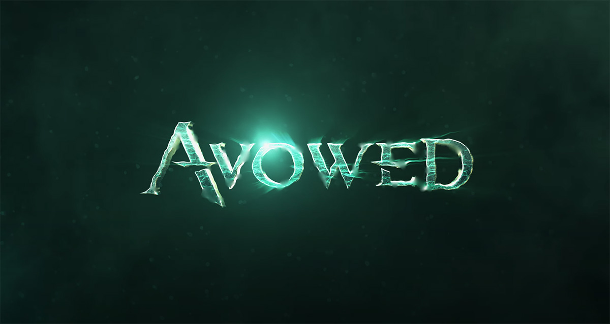 Microsoft reveals giant new RPG, Avowed