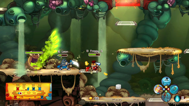 awesomenauts screen