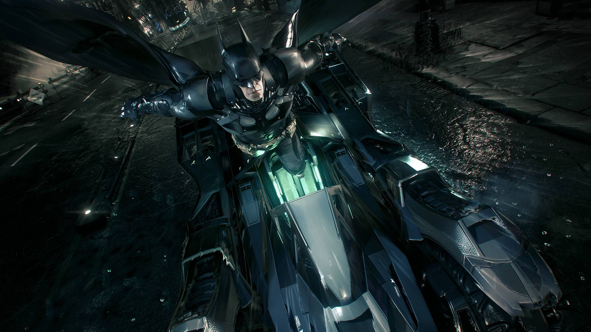 WB continues to tease a new Batman game