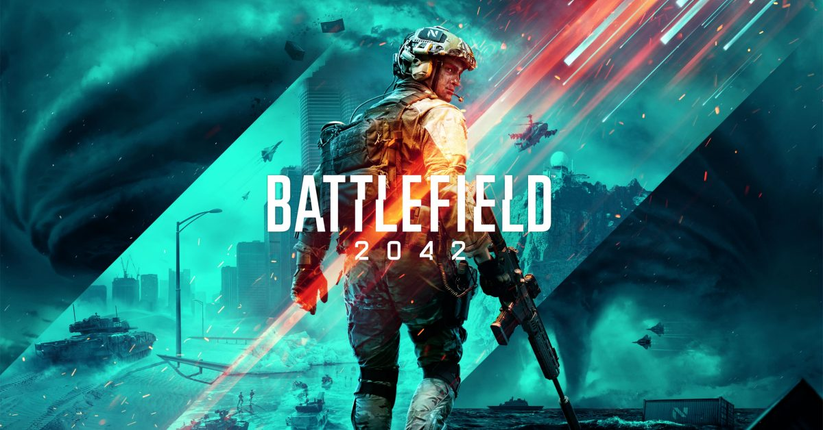 EA and DICE reveal Battlefield 2042