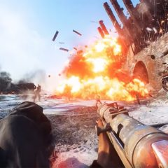 Battlefield V launches launch trailer