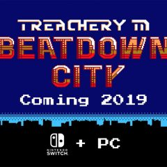 [PAX East 2019] There's plenty of Treachery in Beatdown City