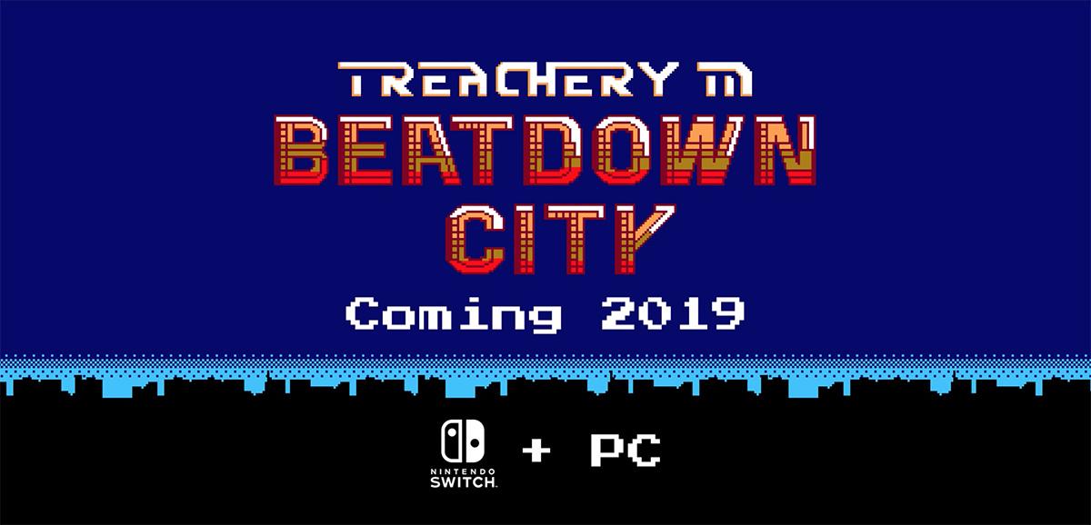 [PAX East 2019] There's plenty of Treachery in Beatdown City