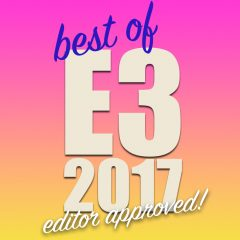SideQuesting's BEST OF E3 2017 Awards