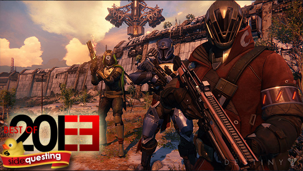 Best of E3 2013 Destiny