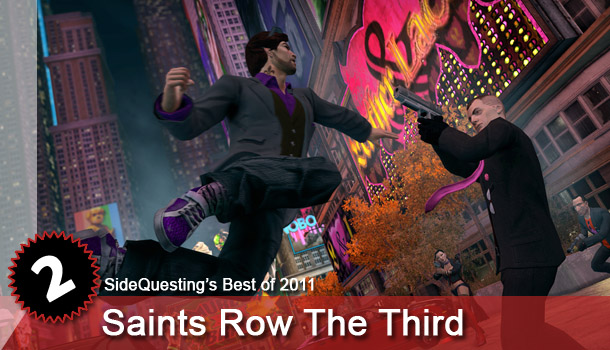Saints Row The Third GOTY Screenshot 1