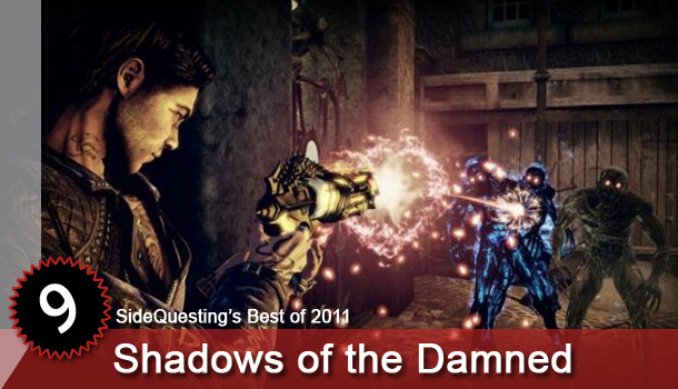 SideQuesting's Best of 2011: Shadows of the Damned