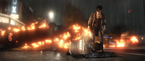 Beyond Two Souls E3 2013