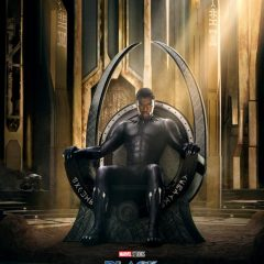 First trailer for Black Panther shows us the King