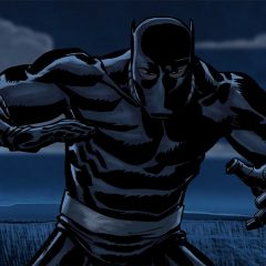 Black Panther animated series released to YouTube