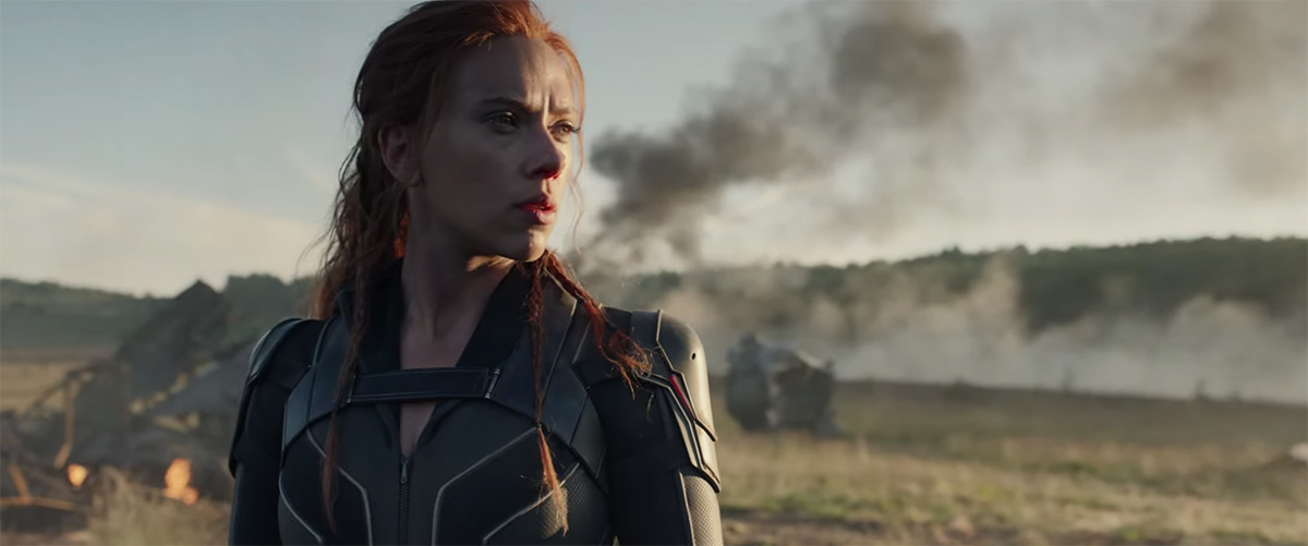 Marvel releases the first trailer for Black Widow solo film