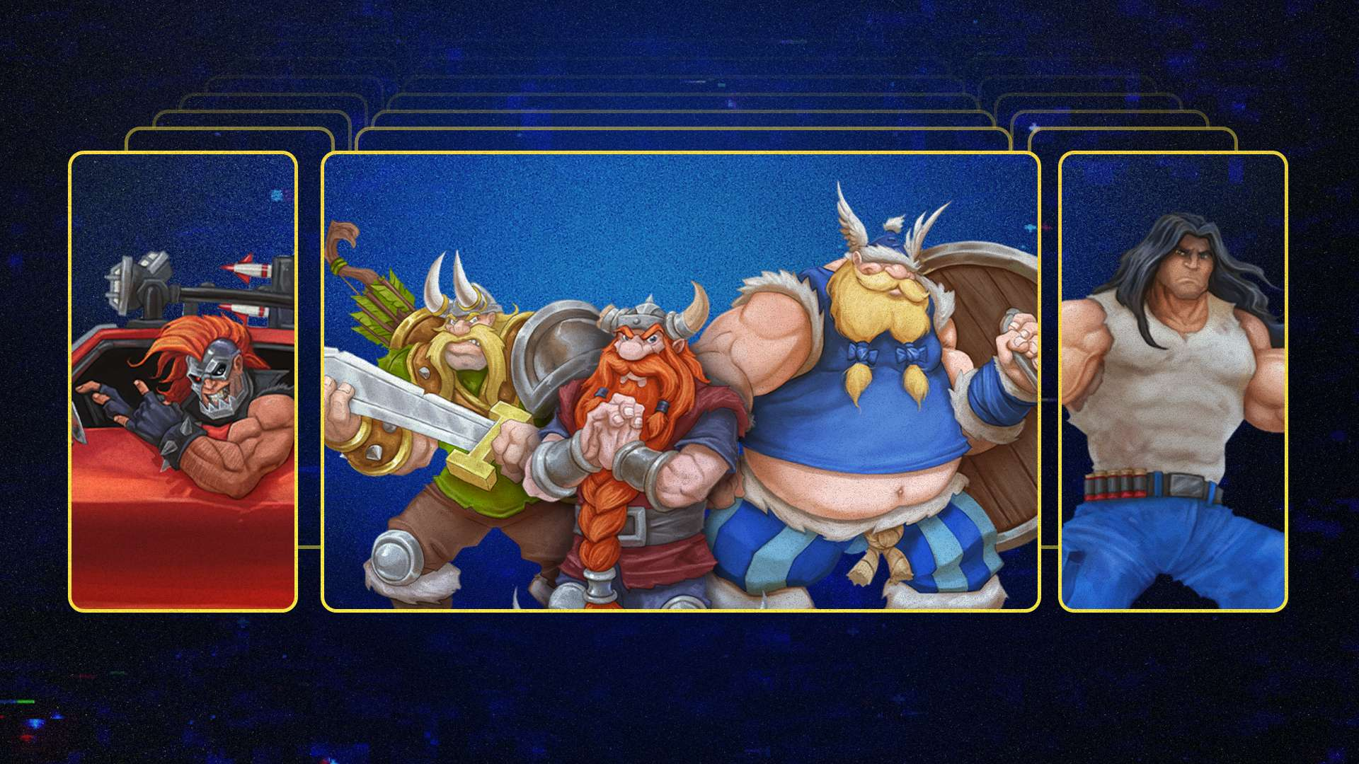 Blizzard Arcade Collection adds Lost Vikings 2 and RPM Racing