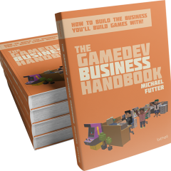 The GameDev Business Handbook aims to help get teams started in the games industry