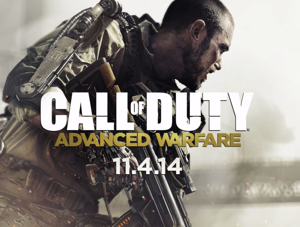 Call of Duty: Advanced Warfare brings Kevin Spacey to its debut trailer