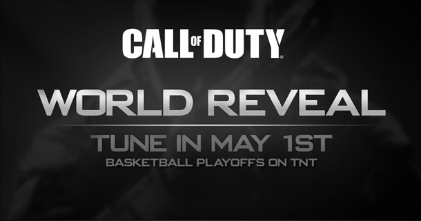 Call of Duty World Reveal Black Ops 2