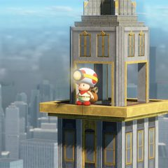 With Captain Toad and Okami HD, Nintendo really REALLY hopes you like re-releases