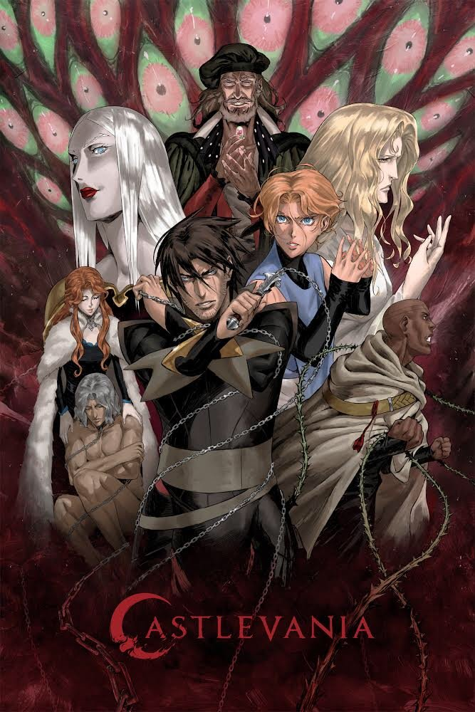The trailer for Castlevania Season 3 sets us up for darkness