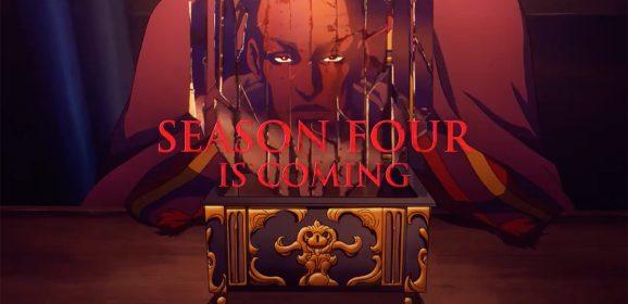 Netflix confirms Castlevania season 4