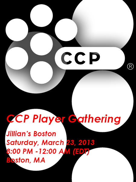 CCP Games SideQuesting PAX East Party