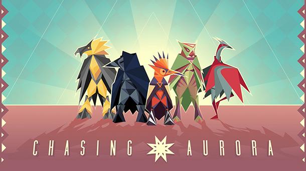 chasing aurora Wii U review