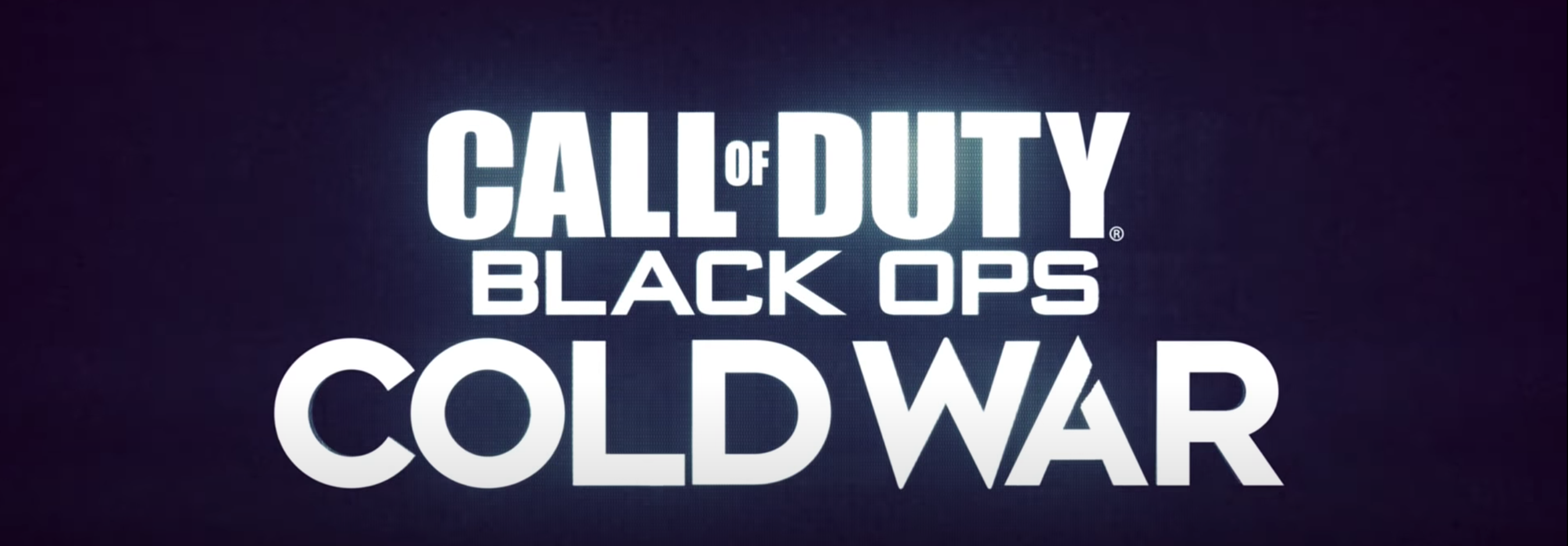 Call of Duty: Black Ops Cold War announced