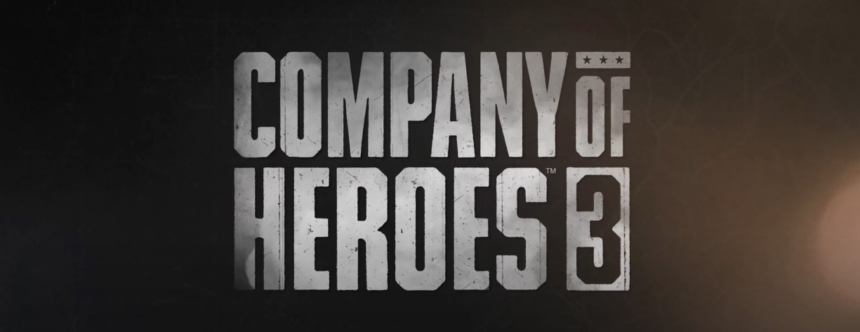 Company of Heroes 3 announced