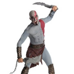 Kratos Costume