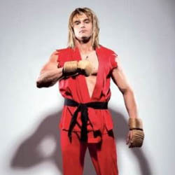 Street Fighter Ken Costume