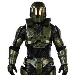 Master Chief Costume  sc 1 st  SideQuesting & Awesome (and Horrible) Video Game Halloween Costumes | SideQuesting