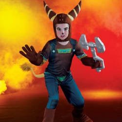 Ratchet and Clank Costume
