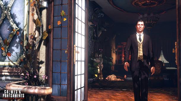 Sherlock Holmes E3 2013