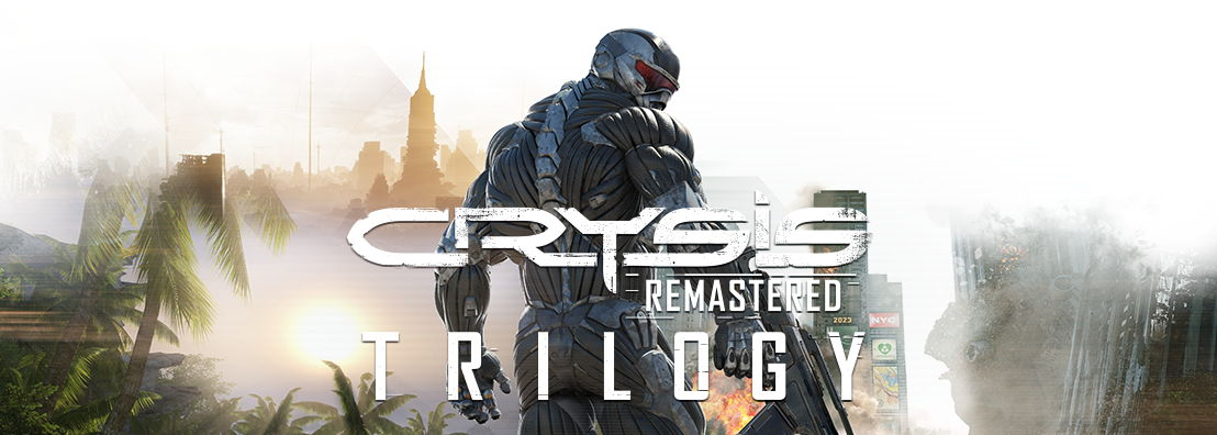 Crysis Remastered Trilogy heading our way this year