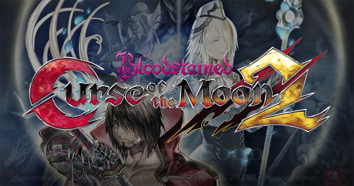 Bloodstained: Curse of the Moon spawns a sequel