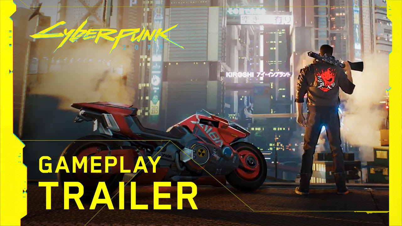 Cyberpunk 2077 shares even more new gameplay