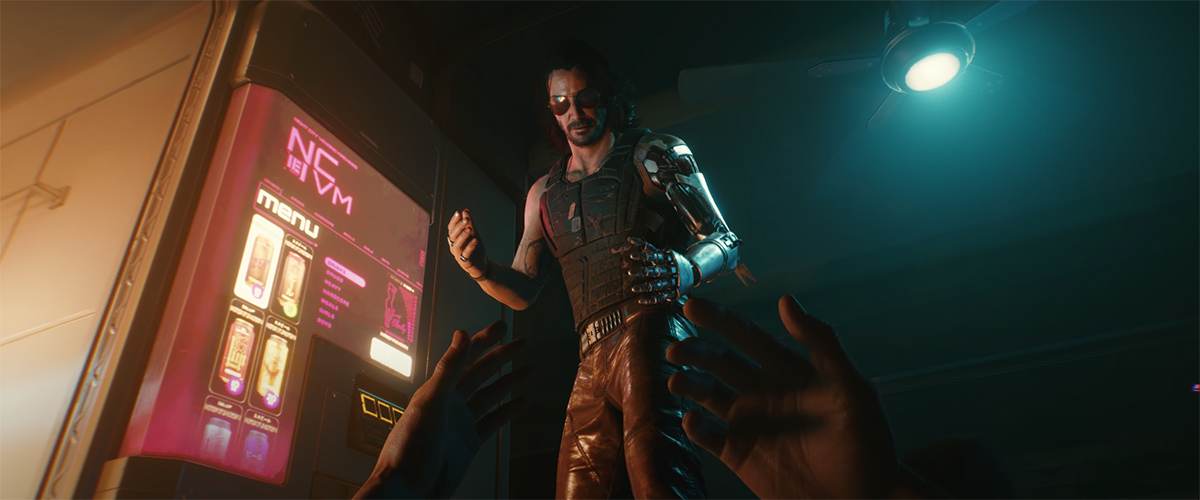 Cyberpunk 2077 debuts new trailer