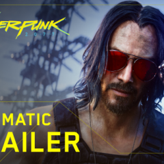 E3: Cyberpunk 2077 arrives April 2020
