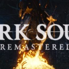 Dark Souls Remastered coming to Switch, PS4, Xbox One, PC
