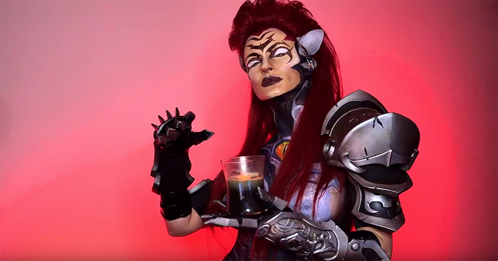 The Darksiders III ASMR videos are something