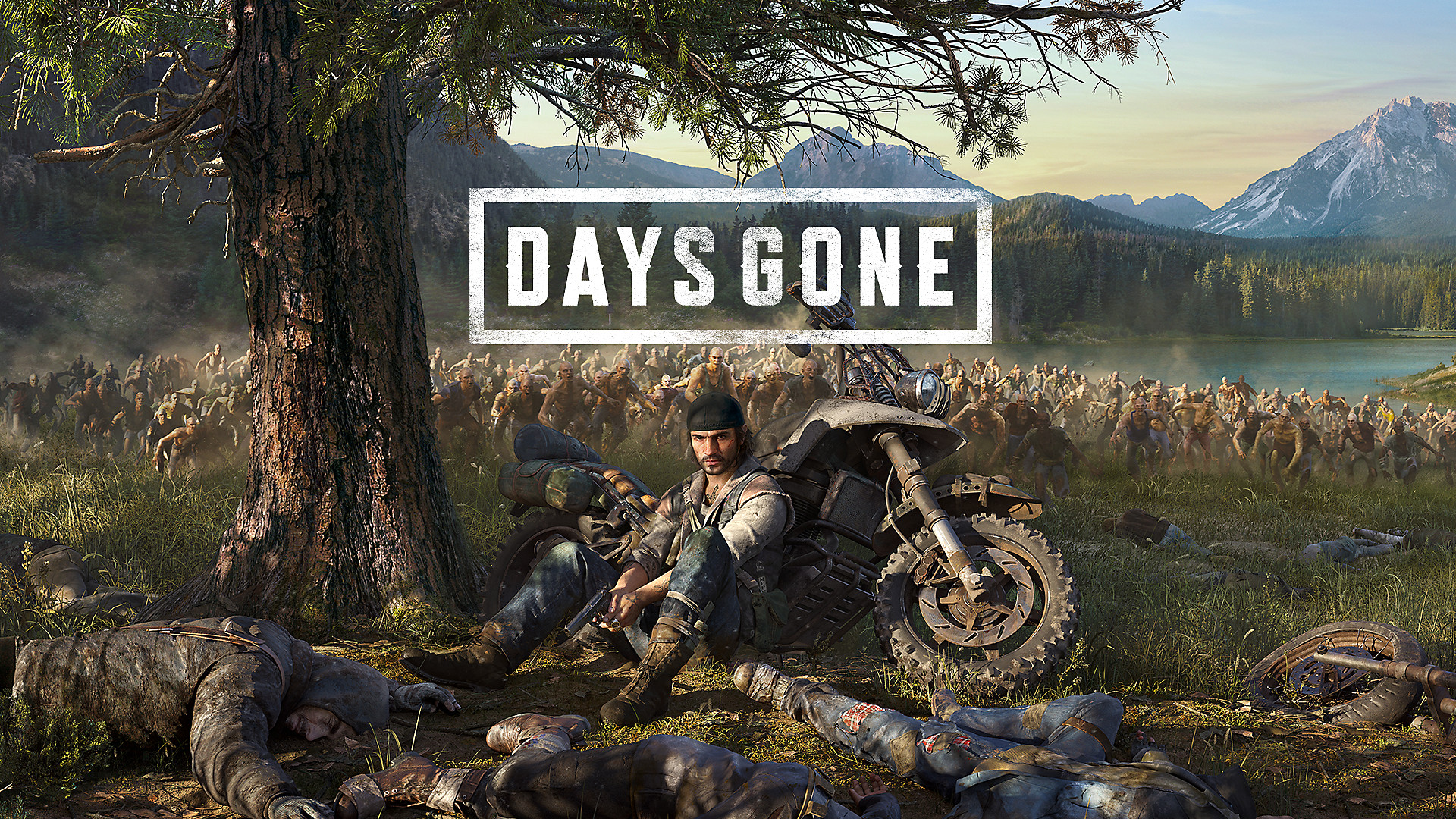 Days Gone Coming to PC This Spring