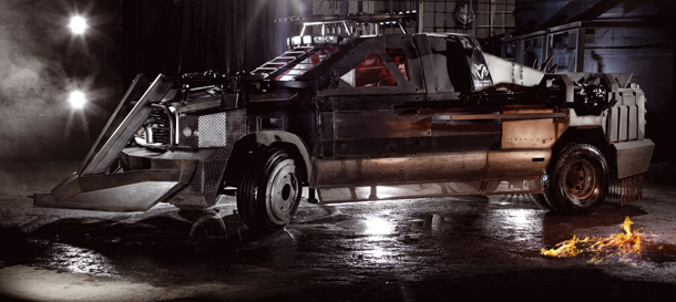 Death Race Ram Truck